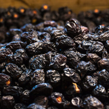 Ajwa,Dates.,Dried,Dates,(fruits,Of,Date,Palm).,Fruit,Market